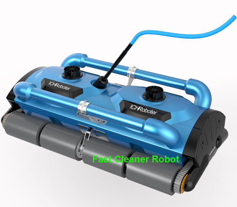 Wall Climbing Function Remote Control Commerical Use Automatic Swimming Pool Cleaner Robot