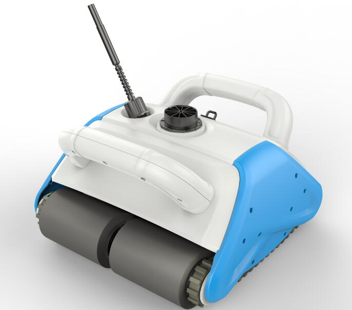 Automatic Swimming Pool Cleaner with Battery charged
