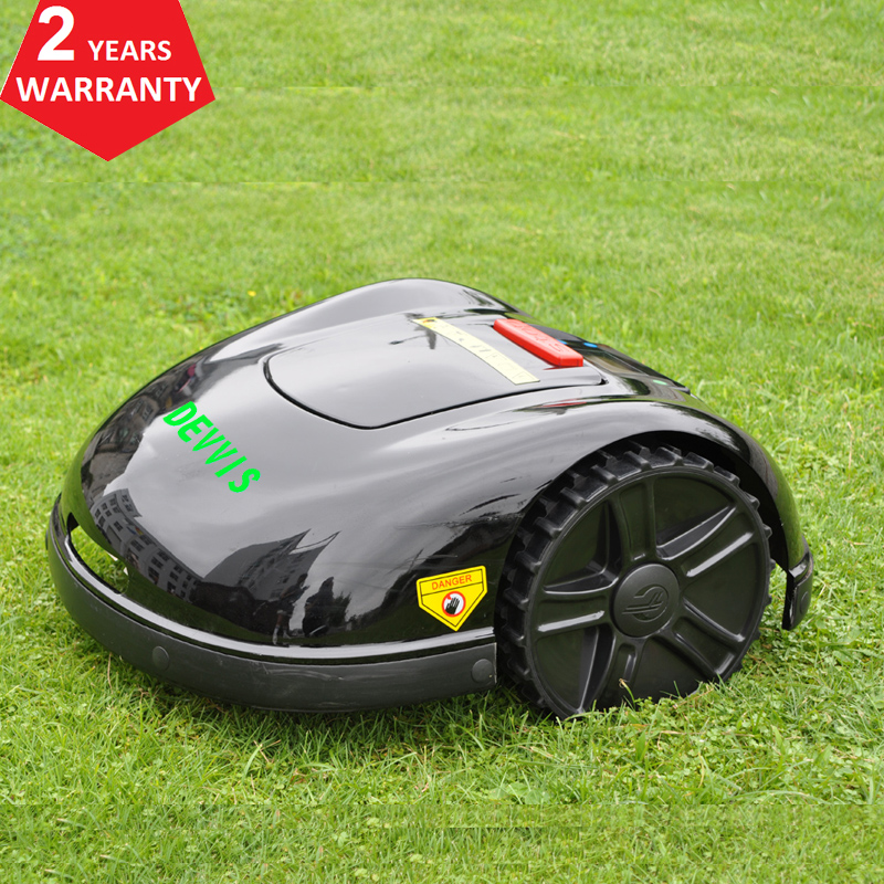 China DEVVIS Newest 5th Generation Robot Lawn mower E1600T Area Up 3600sqm