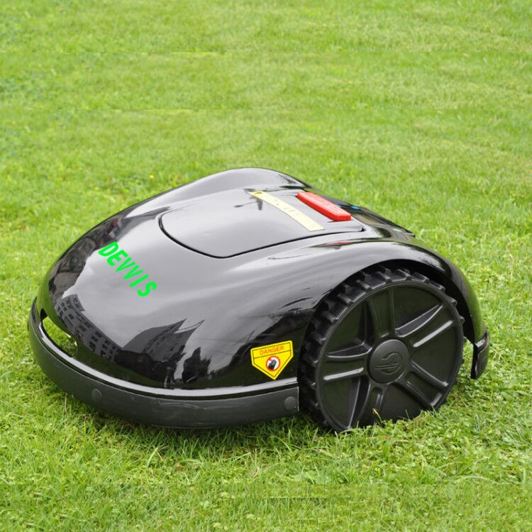 China Robot Grass Cutter with Auto Recharged Function